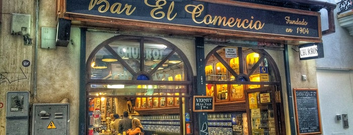 Bar el Comercio is one of Sevilla.