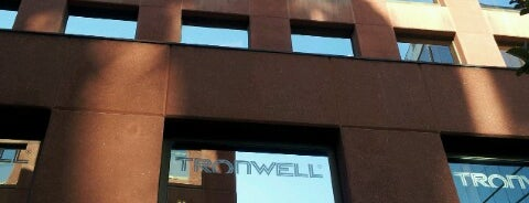 Tronwell is one of Cristianさんの保存済みスポット.