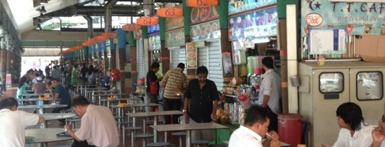 Ayer Rajah (West Coast Drive) Market & Food Centre is one of Hawker Centres in Singapore.