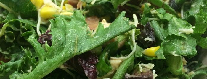 Freshii is one of Gr8 Vegan Veggie Spots in DFW.