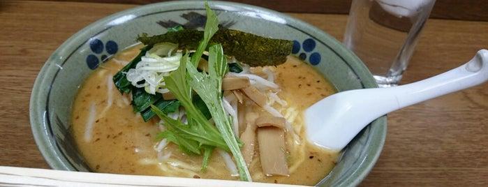 熊大路 is one of 麻生区多摩区の ラーメン。.