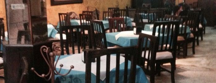 Restaurante El Changarro is one of Posti che sono piaciuti a Alvarock.