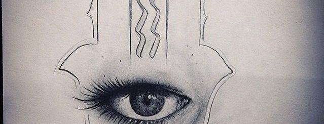 Hidden Los Angeles Tattoo & Fine Art is one of Cali Bound.