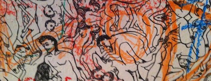 Feria Ch.ACO 2012 is one of Arte Contemporaneo en Santiago.