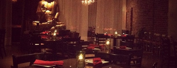 Dapur Asian Tapas & Lounge is one of Best of Fort Lauderdale.