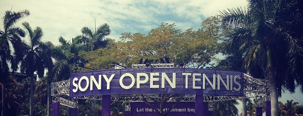 Sony Open is one of I'm in Miami Bitch.