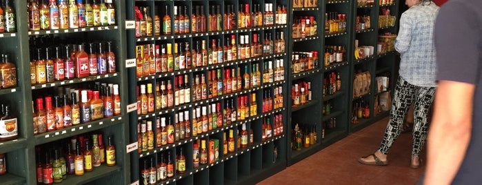 Tears of Joy Hot Sauce Shop is one of Austin.