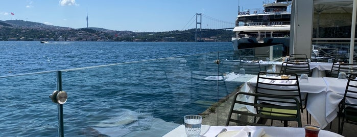 the market at bosphorus is one of Turki.
