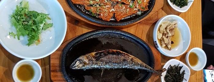 효담곤드레산채밥상 is one of Kyungwoo 님이 좋아한 장소.