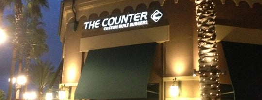 The Counter is one of Burgers & more - So.Cal. edition.