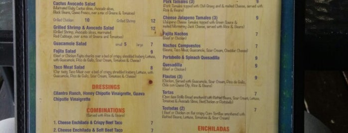 Soto's Cantina is one of AC's Houston's Top 100 Restaurants 2012.