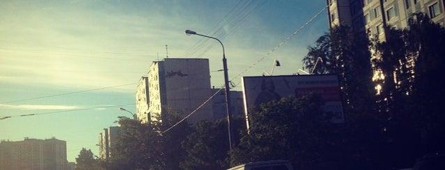 Таллинская улица is one of Orte, die Alina gefallen.