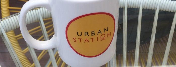Urban Station is one of Heshu 님이 좋아한 장소.