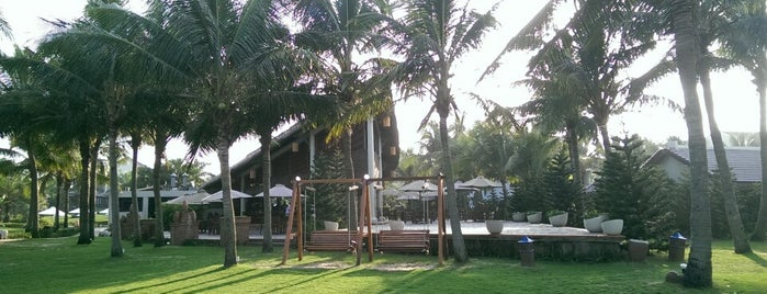 Colibrí Restaurant Palm Garden Resort is one of Phat's Liked Places.