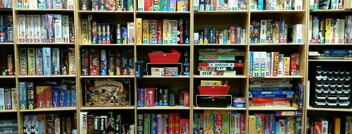 The Boardroom - Guelph's Game Café is one of Board Game Cafe 2.
