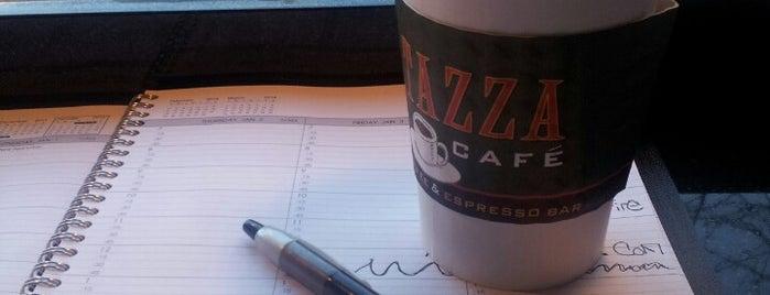Tazza Cafe is one of Locais curtidos por Denise.