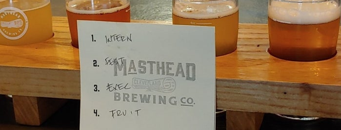Masthead Brewing Co is one of Cole : понравившиеся места.