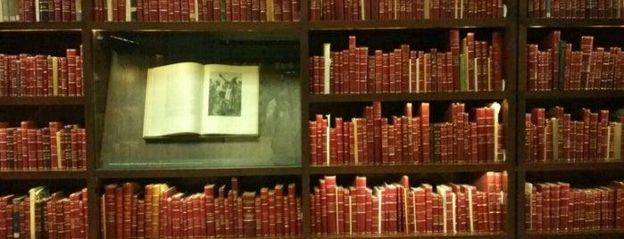 Biblioteca Antonio Castro Leal is one of Georban'ın Kaydettiği Mekanlar.