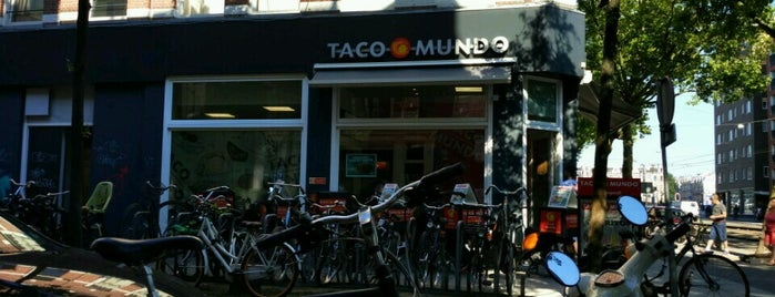 Taco Mundo is one of Amsterdam.