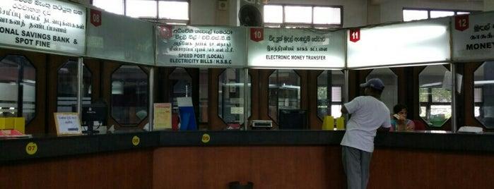 Kandy General Post Office is one of Trevor'un Beğendiği Mekanlar.