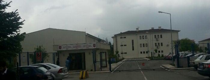 Meram Askerlik Şubesi Başkanlığı is one of Lugares favoritos de Armağan.
