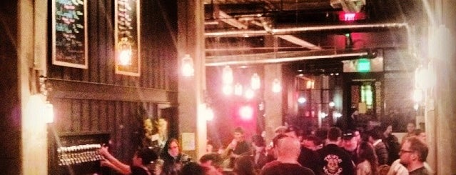 Triple Voodoo Brewery & Tap Room is one of SF Nightlife.