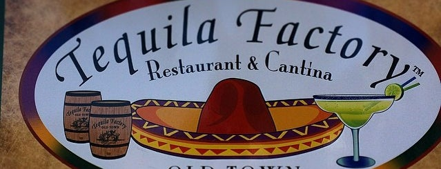 The Tequila Factory & Cantina is one of Traveling Food & Bars.