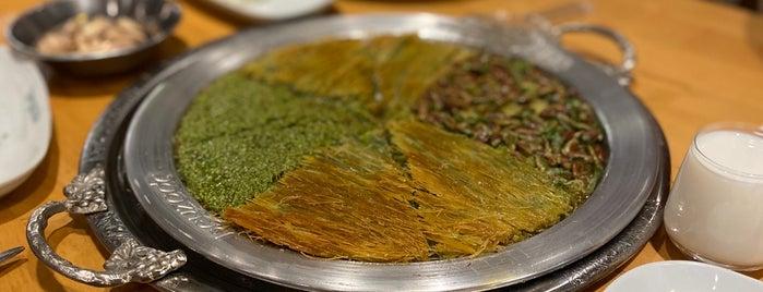 Beyzade Kahvaltı & Künefe is one of Tatlı.