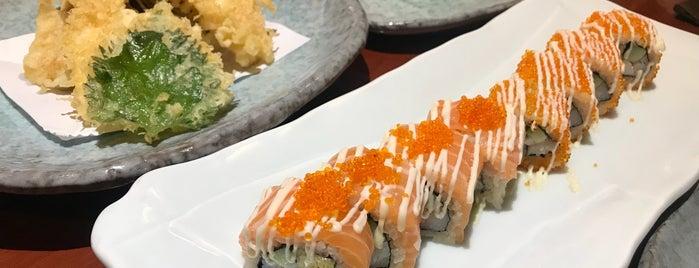 ร้านอาหารญี่ปุ่น ฮานาโกะ is one of สถานที่ที่ Pupae ถูกใจ.