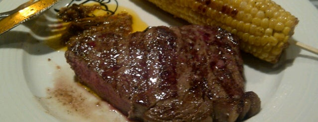 Buffalo Steakhaus is one of Hotspots Hessen | Restaurants & Bars | in/um FFM.