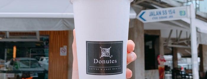 Donutes Coffee & Bakery (多那之咖啡) is one of Blair: сохраненные места.
