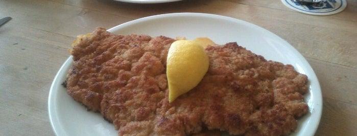 Steinheil 16 is one of Immer wieder gut speisen.