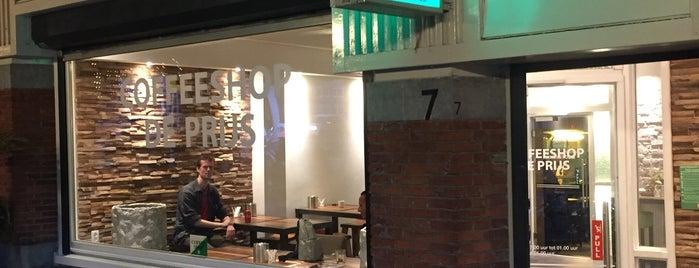 De Prijs is one of Amsterdam Coffeeshops 1 of 2.