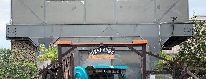 Nirgendwo is one of Nya Berlin.