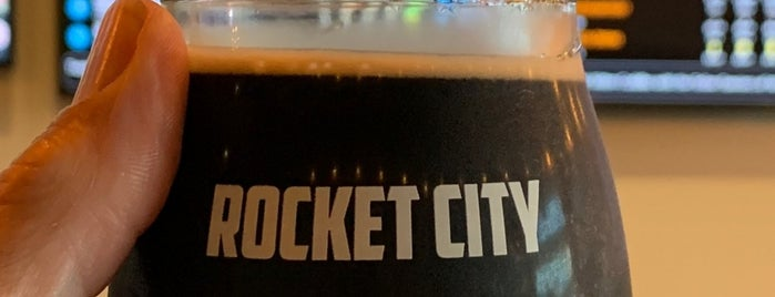 Rocket City Craft Beer is one of Best of Huntsville.