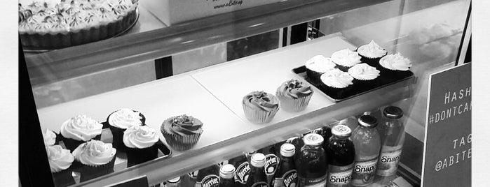 aBite Cake Studio is one of Coffee Must TryZ.