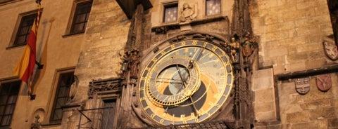 Pražský orloj is one of PRAG ist schön.