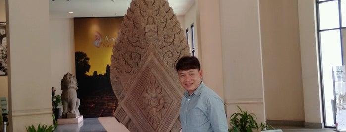 The Khmer BarBeQ is one of Loutsker'in Kaydettiği Mekanlar.