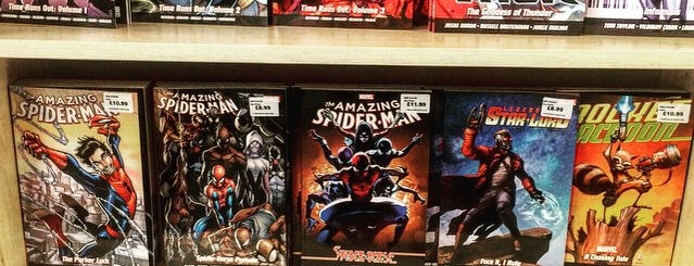 The 15 Best Places for Comic Books in London