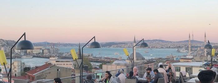 Arya Lounge is one of Orte, die Hüseyin gefallen.