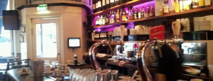 Stadscafé Meesters is one of Misset Horeca Café Top 100 2013.