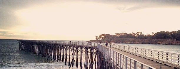 End Of The Pier is one of California.