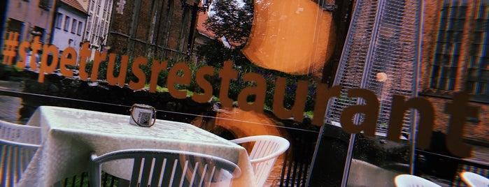 St Petrus restaurant is one of สถานที่ที่ Xavi ถูกใจ.