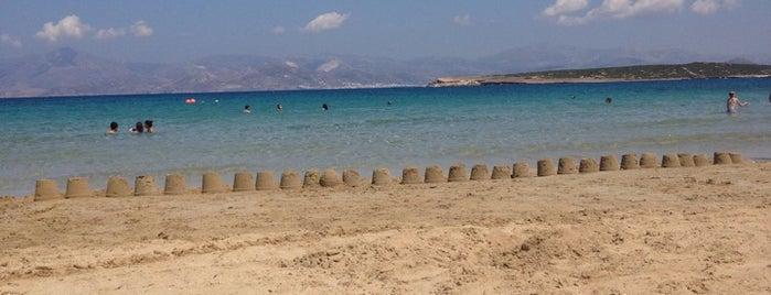 Santa Maria Beach is one of Tempat yang Disukai Aris.