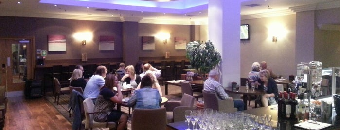Hilton Glasgow - Executive Lounge is one of Martinsさんのお気に入りスポット.