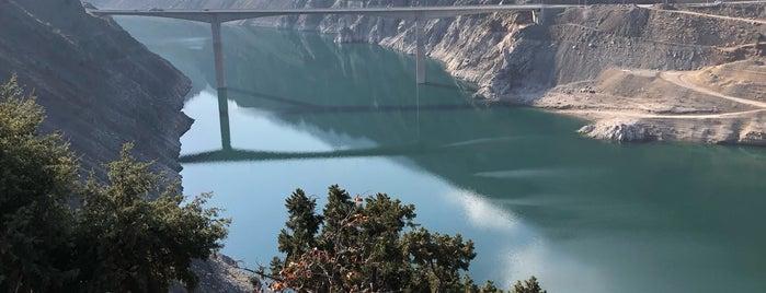 Artvin Deriner Barajı is one of Lugares favoritos de Kadriye.
