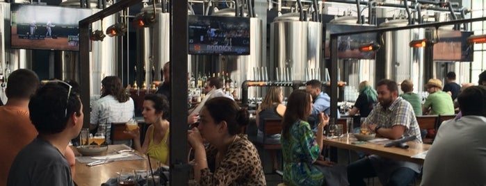 Bluejacket Brewery is one of Washington DC Brewery Tour.