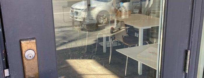 Bird's Eye Coffee Bar & Eatery is one of Rachel : понравившиеся места.