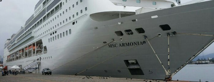 MSC Armonia is one of Elis 님이 좋아한 장소.
