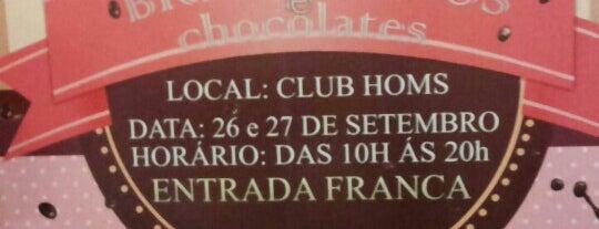 Club Homs is one of Elis'in Beğendiği Mekanlar.